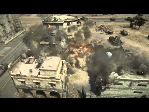 Command And Conquer | Gamescom 2012 Announce Gameplay Trailer