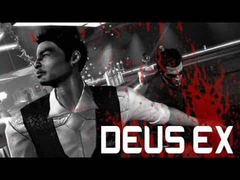 Adam Jensen Walks Into a Bar... | A Deus Ex: Human Revolution Montage