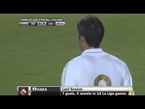 Ricardo Kaka vs Chivas Guadalajara Away 2011-2012 HD720p by Fella