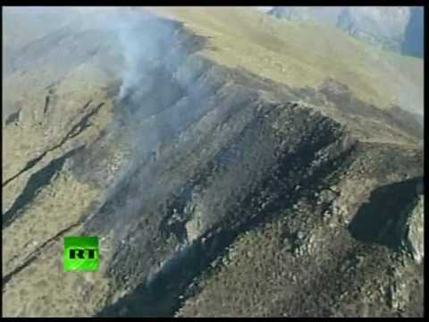 Pakistan attack: Video of NATO airstrike aftermath