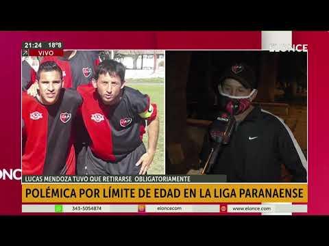 Polémica por límite de edad en la Liga Paranaense de Fútbol