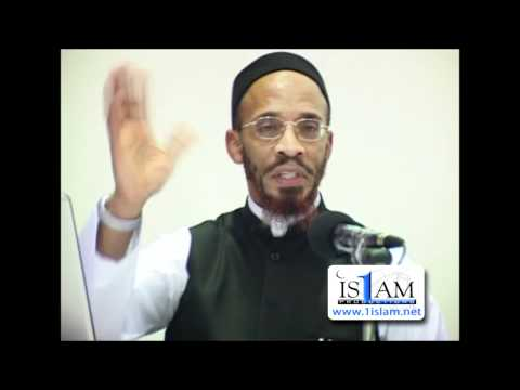 Khalid Yasin Lecture - Responsibilities of Muslim Women (2/2)