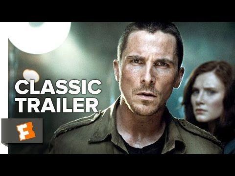 Terminator: Salvation (2009) Official Trailer - Christian Bale, ... poster