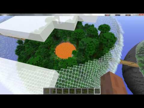 Minecraft 1.3.2 - Como instalar Biosphere MOD - Español