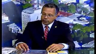 Dourados em Revista - José Carlos Manhabusco - Parte 1/2 - 07/10/2013 - Advogado Trabalhista