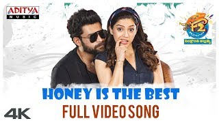 Honey is The Best Full Video Song || F2 Video Songs