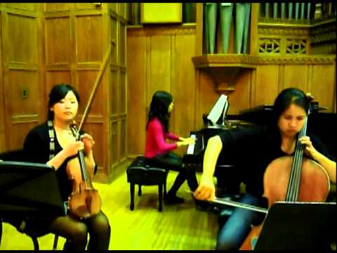 SOMA Trio - Amazing Grace with Bach