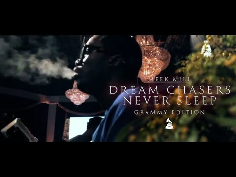 MEEK MILL - DREAM CHASERS NEVER SLEEP (VLOG 3) #GRAMMYEDITION
