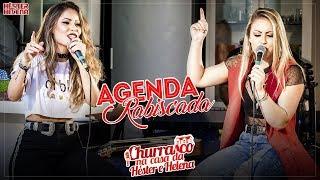 AGENDA RABISCADA - Héster & Helena