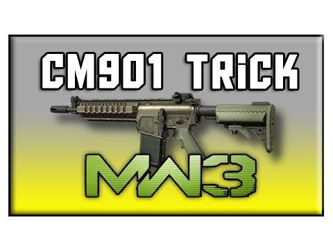 Modern Warfare 3 - Tips - CM901 Increased Rate of Fire