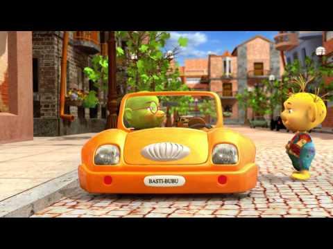 BASTI'S new car