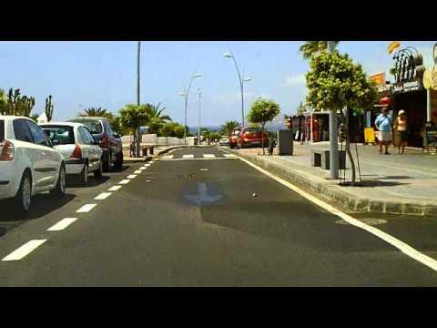 Puerto Del Carmen Avenida de Las Playas - agosto 2010