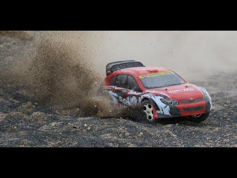 SST SAISU XRD 1:9 Rally Car - First Run - default