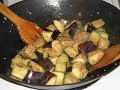 Как правильно жарить баклажаны в сковородке / от шеф-повара / Илья Лазерсон / Обед безбрачия
