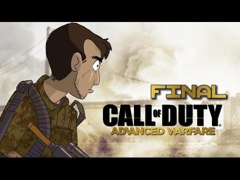 COD ADVANCE WARFARE Campaña en Español Parte  FINAL  PS4 1080p