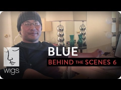 Blue BTS: The Second Assistant Director -- 6 of 11