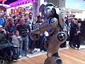 Titan the Robot in Birmingham Bullring - The Birmingham Post
