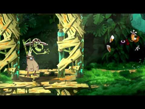 Rayman Origins - E3 Trailer [UK]