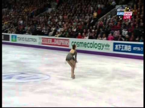 Yuna Kim - 2013 World Championships - LP