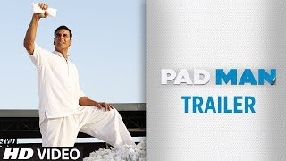 PADMAN Official Trailer  Akshay Kumar  Sonam Kapoor  Radhika Apte  9th Feb 2018