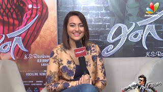 Sonakshi Sinha spoke about Rajini 09-12-2014 Red Pixtv Kollywood News | Watch Red Pix Tv Sonakshi Sinha spoke about Rajini Kollywood News December 09, 2014