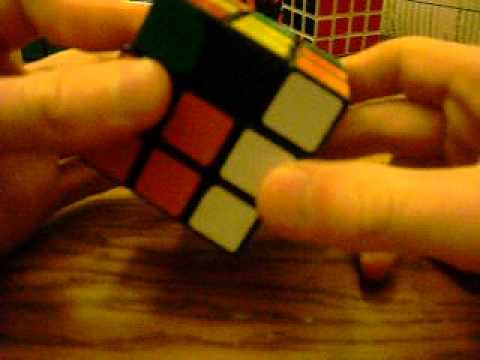 How to Solve a 3x3x3 Rubiks Cube Advanced Method F2L | Tutorial