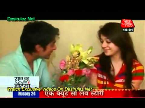 SBB - 3rd Feb 2012 - Ashish Kapoor & Priyal Gor are dating! :)