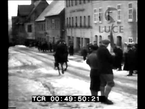 Wiesental, Erzgebirge. Sports invernali