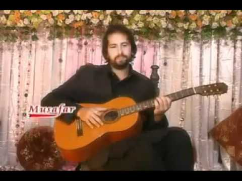 ikram khan  Very Sad  (Nan Me Qasam Oko).pashto nice new song 2012