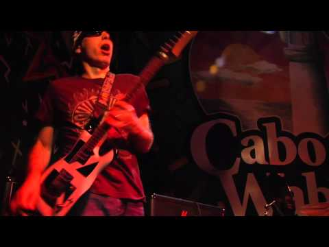 Chickenfoot - Foxy Lady (Live in Cabo) [HD]
