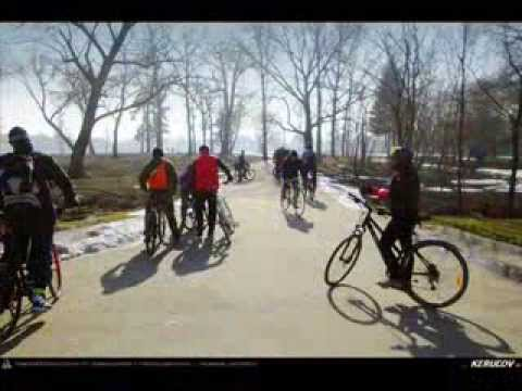 VIDEOCLIP Cu bicicleta la Mogosoaia - Baneasa