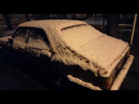 Nevó en la ciudad de Córdoba luego de 14 años: los videos enviados a Elonce