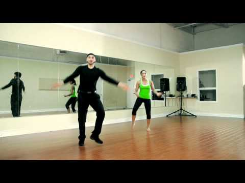 Xtreme Bhangra Dance Fitness (Debut - Featuring Albina Nahar)