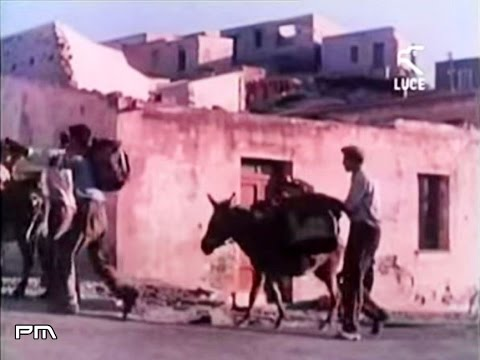 Aspetti della Sardegna N° 1 - La Costa Nord / 1955 [Istituto LUCE]