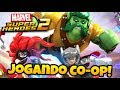 LEGO Marvel Super Heroes 2 - EPISÓDIO ESPECIAL JOGANDO DE 2 JOGADORES