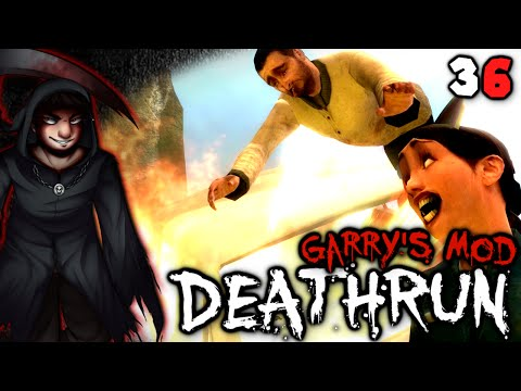 The Orgasm Fakeout (Garry's Mod: DeathRun - Part 36)