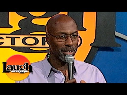 Mario Joyner - Aging Gracefully (Stand Up Comedy)