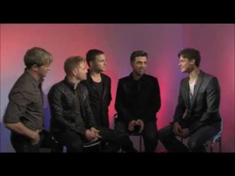More Funny Westlife Moments