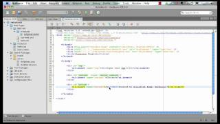 Java EE 6 and GlassFish 3 with NetBeans 6.9 (3 of 5) - Facelets and JSF 2