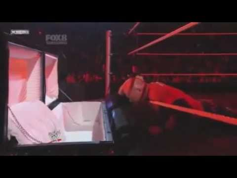 Kane laments Undertaker