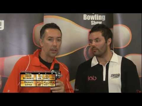 Schweppes Melbourne Cup 2011 Mens Final - Jason Belmonte v Michael Little