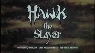 HAWK THE SLAYER 1980 MOVIE TRAILER.