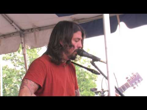 Everlong - Dave Grohl Live, Warren , Ohio 8/01/09