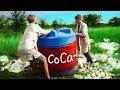1000 ЛИТРОВ КОКА-КОЛЫ VS МЕНТОС 2