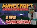Minecraft Parque dos Dinossauros II :: Ep 13 :: A ERA CARBONÍFERA