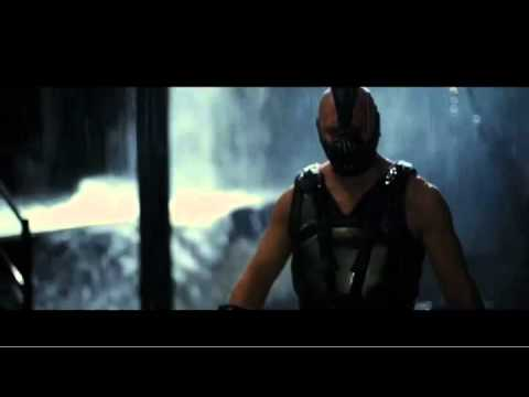 The Dark Knight Rises BANE Trailer