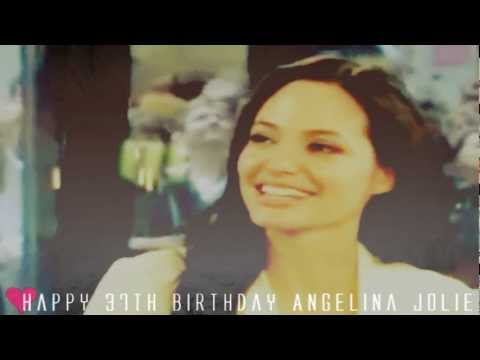 Happy 37th Birthday Angelina Jolie!!! 4 June 2012
