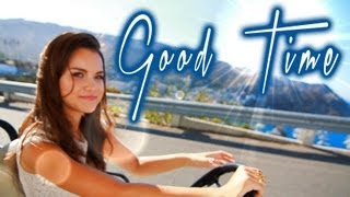"""Good Time"" - Owl City & Carly Rae Jepsen - Official Cover video of Luke Conard and Missglamorazzi"