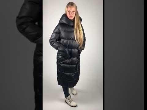 Жіноче зимове пальто Maddis Arlin