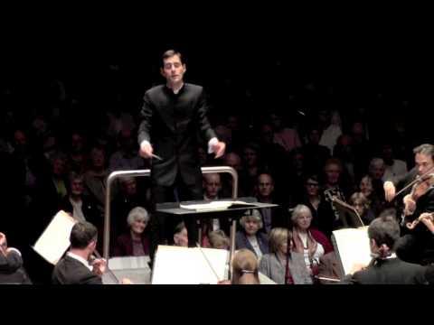 Eduardo Portal conducts Mendelssohn Ruy Blas Overture